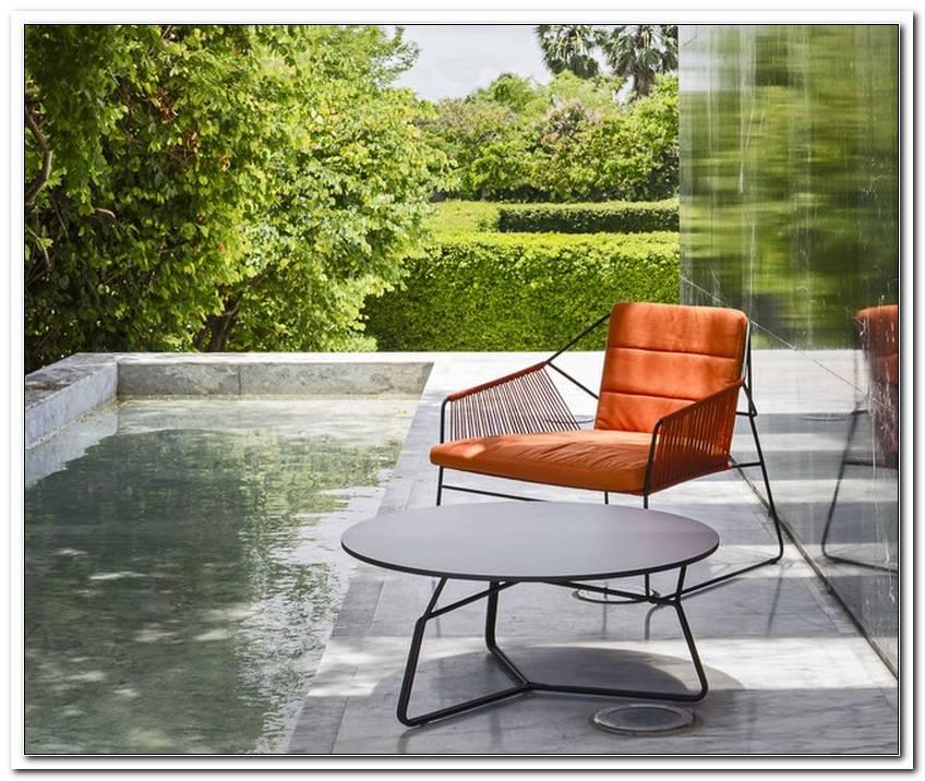 Lounge Sessel Terrasse