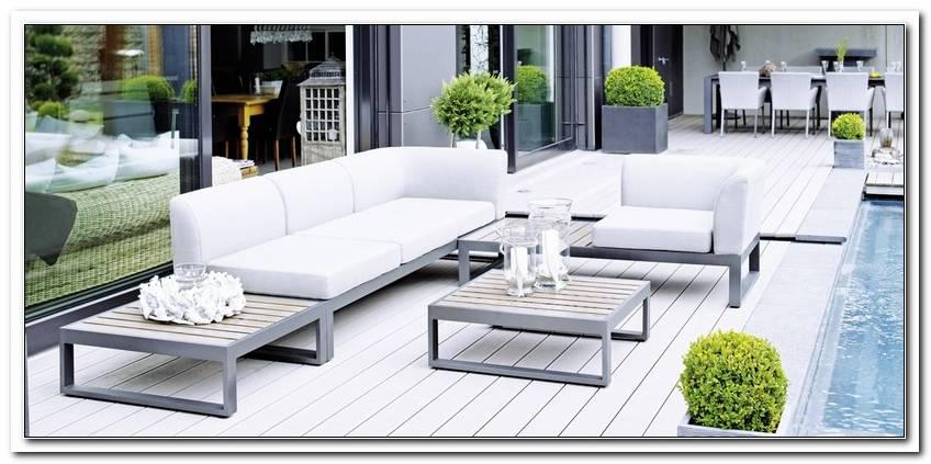 LoungemBel Garten Aluminium