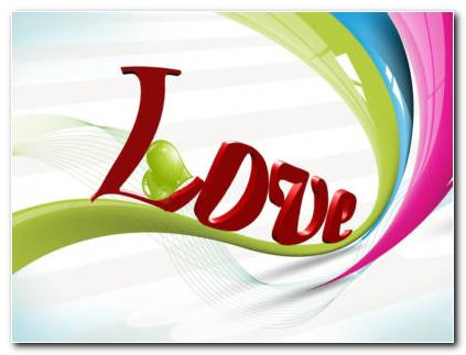 Love 3D HD Wallpaper