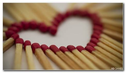 Love Matches Wallpaper
