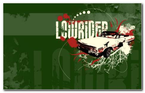 Lowrider HD Wallpaper