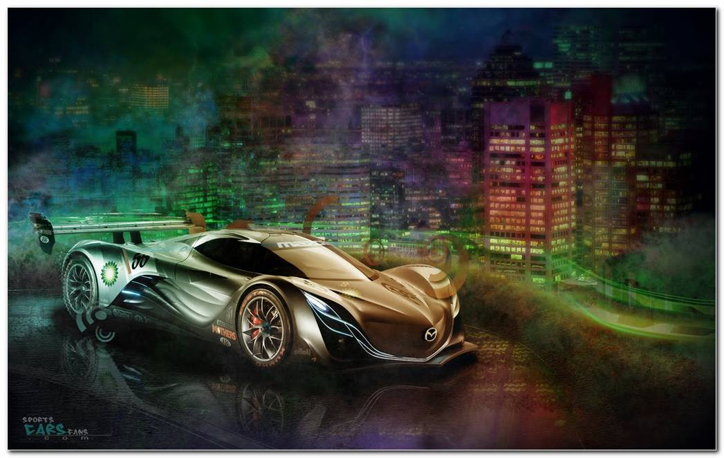MAZDA Awesome Cars Wallpaper Cool Car Wallpapers For Desktop 1280x800 (1)