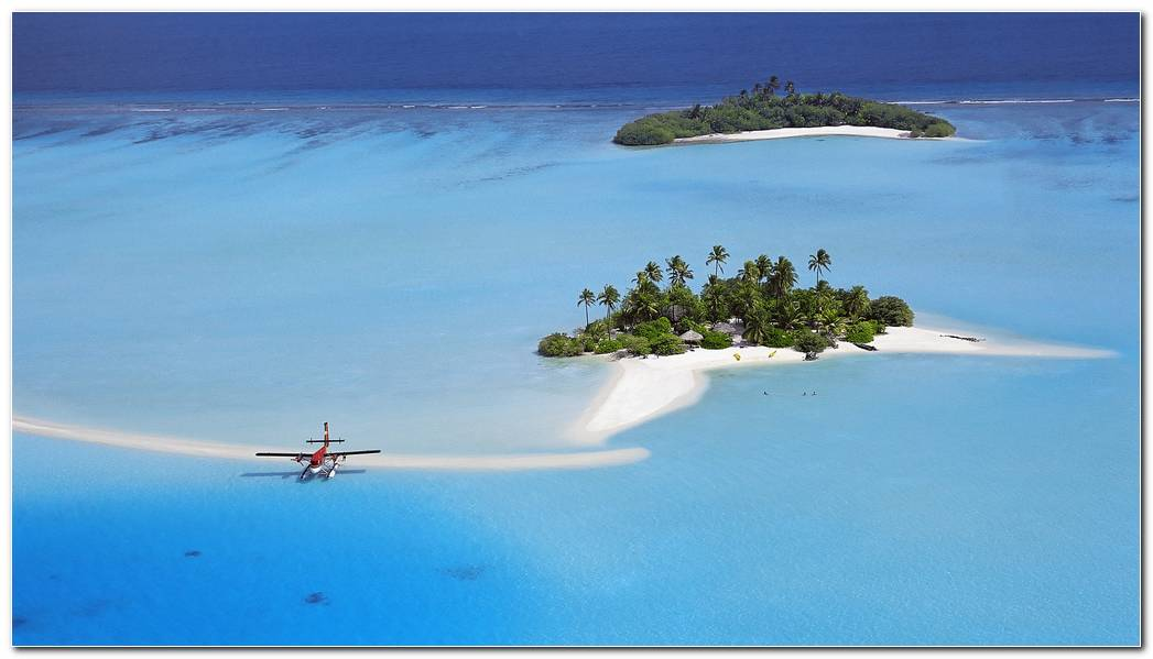 Maldives Beach Wallpapers Background Image