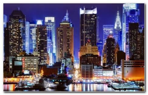 Manhattan Architecture HD Wallpaper