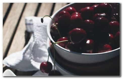 Maraschino Cherries HD Wallpaper