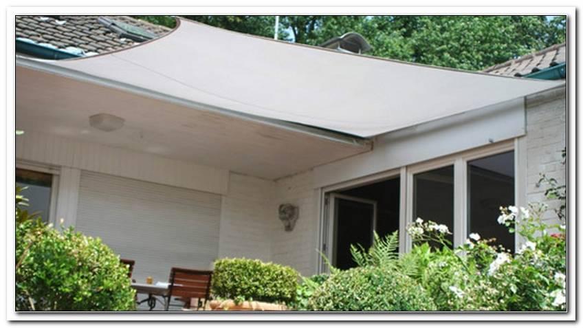 Markise Regenschutz Terrasse