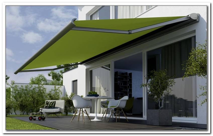 Markise Terrasse Elektrisch