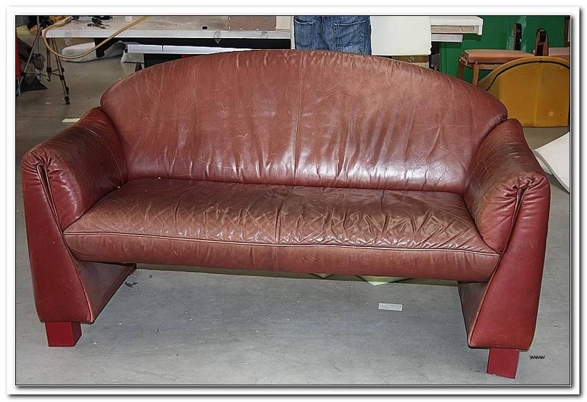 Marquardt K?Ln Leder Sofa