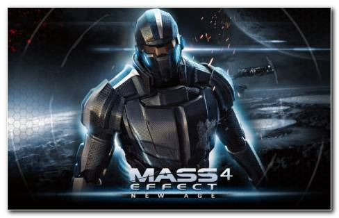 Mass Effect Bioware HD Wallpaper