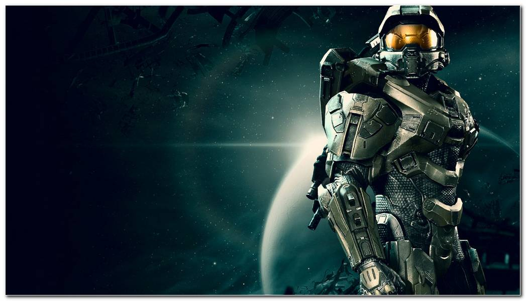 Master Chief Background