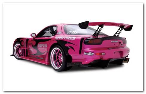 Mazda RX 7 HD Wallpaper