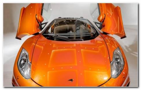 McLaren 540C HD wallpaper