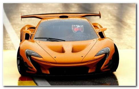 McLaren P1 Lm HD Wallpaper
