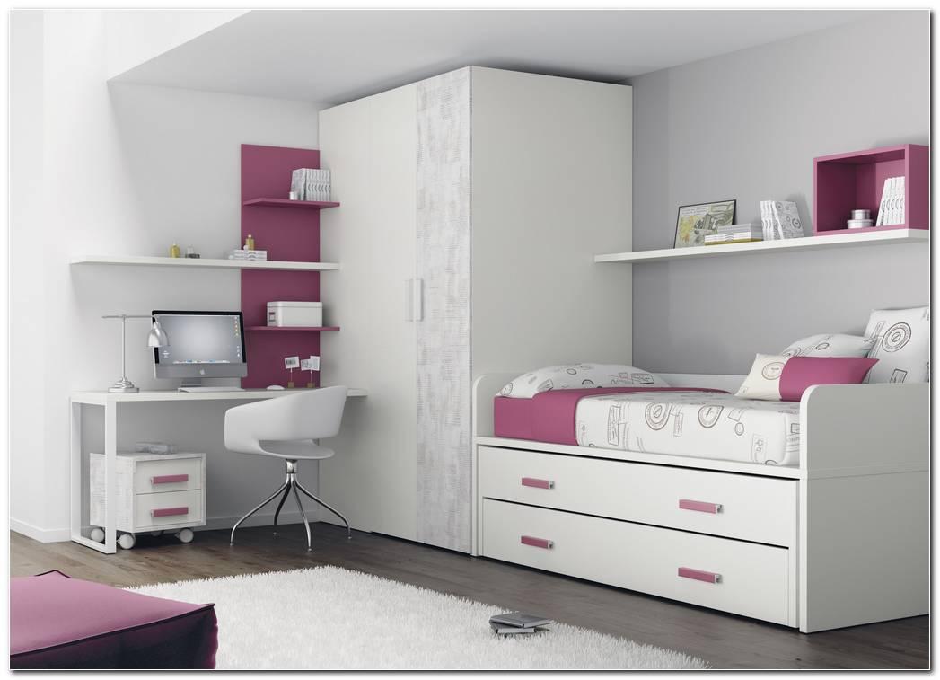Medidas De Dormitorios Juveniles
