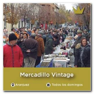 Mercadillo Vintage Casco Antiguo