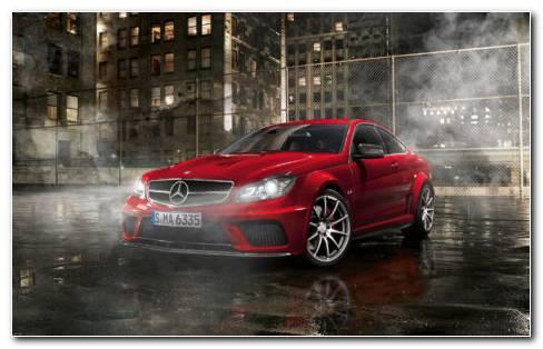 Mercedes Benz C63 HD Wallpaper