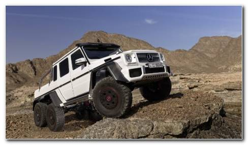 Mercedes Benz G63 HD Wallpaper