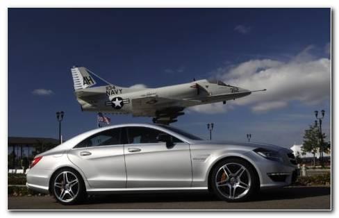 Mercedes CLS Amg HD Wallpaper