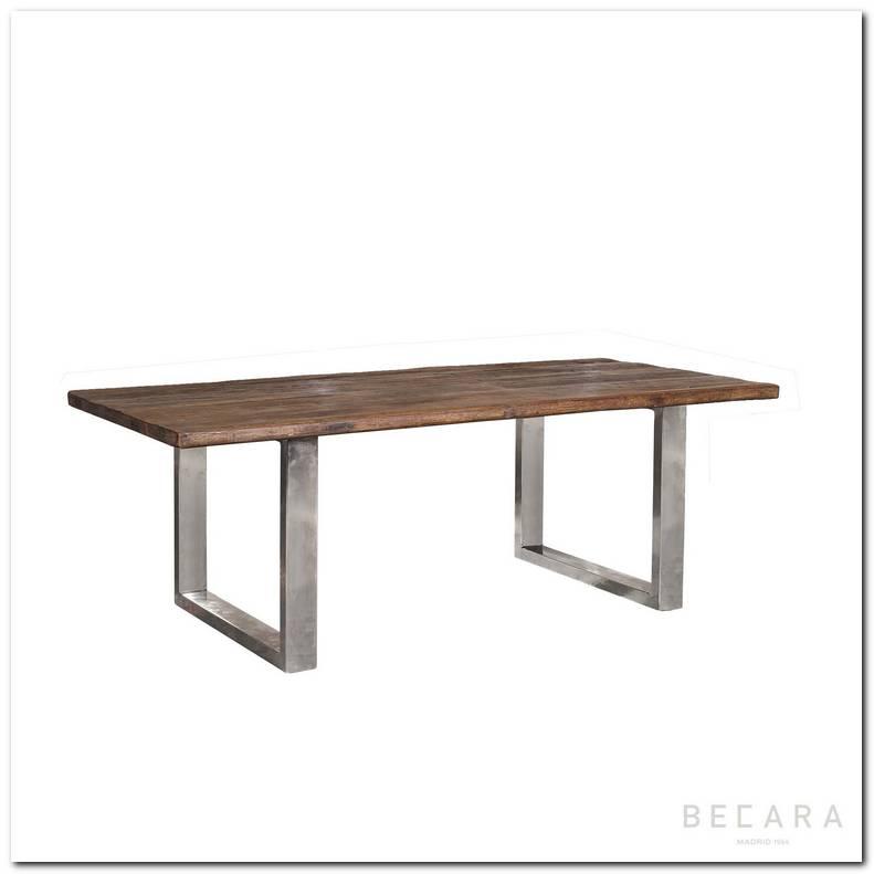Mesa De Comedor Becara