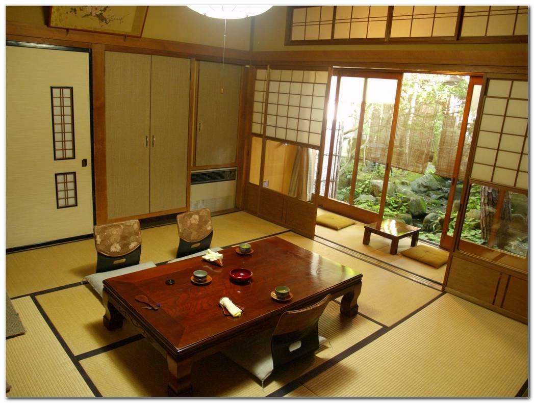 Mesa De Comedor Japonesa
