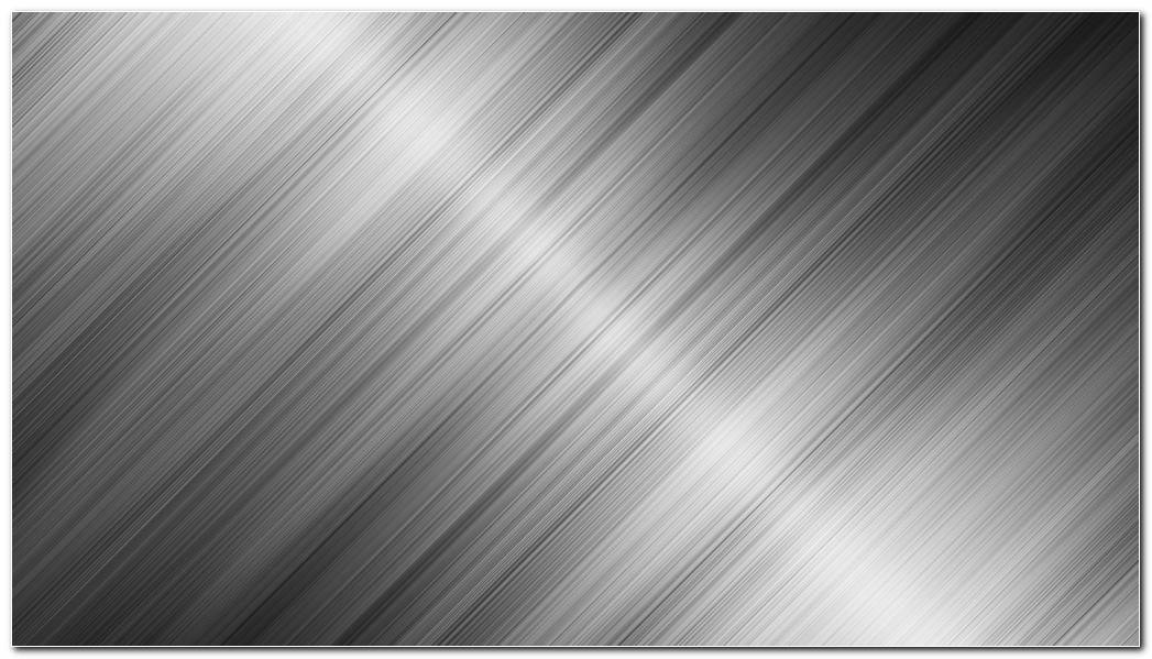 Metal Lines Silver Background Wallpaper