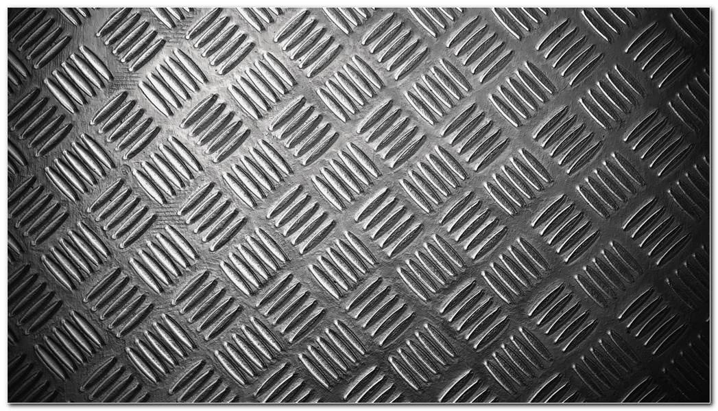 Metal Silver Background Wallpaper