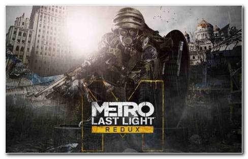 Metro Last Light Redux Game