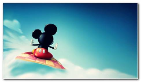 Mickey Toy HD Wallpaper