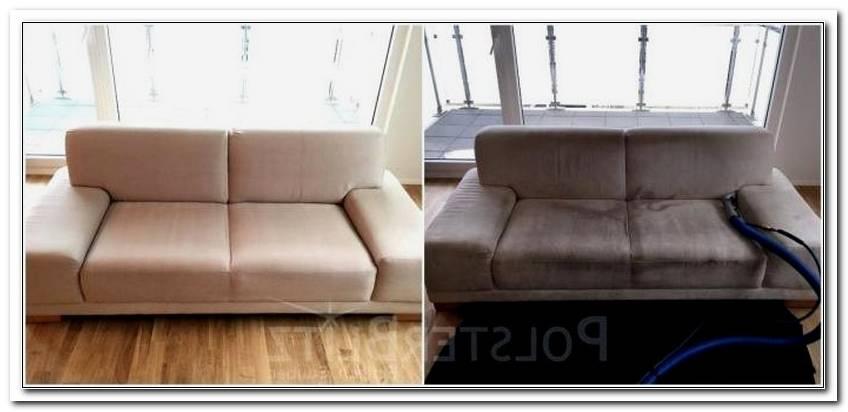 Micro Velour Sofa Reinigen