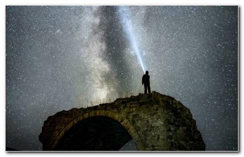 Milky Way HD Wallpaper