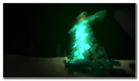Minecraft Sword HD Wallpaper