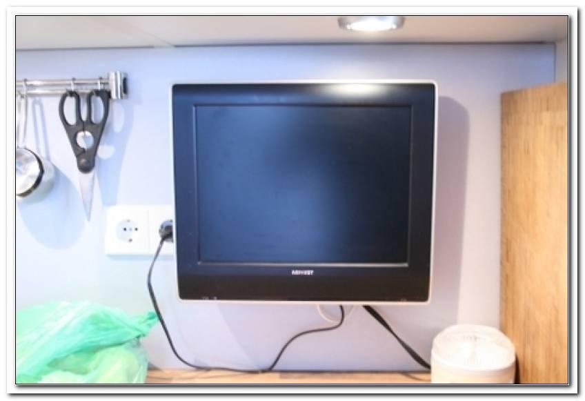 Mini Fernseher F?R Die K?Che