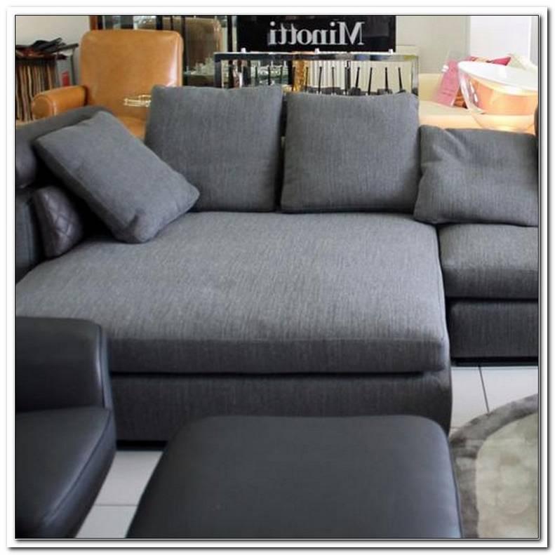 Minotti Sofa Ausstellungsst?Ck