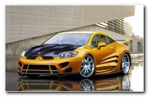 Mitsubishi Eclipse Wallpapers Full HD