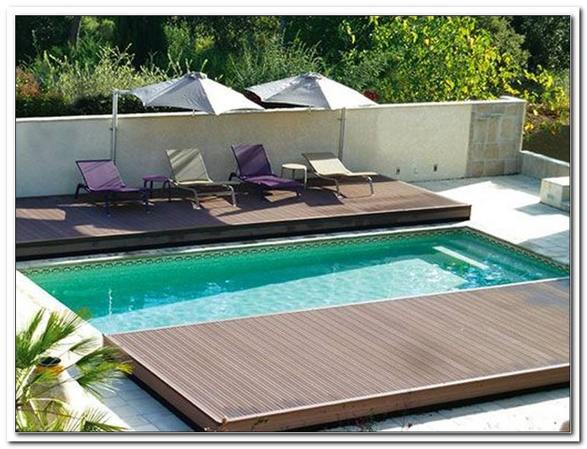 Mobile Terrasse Pool