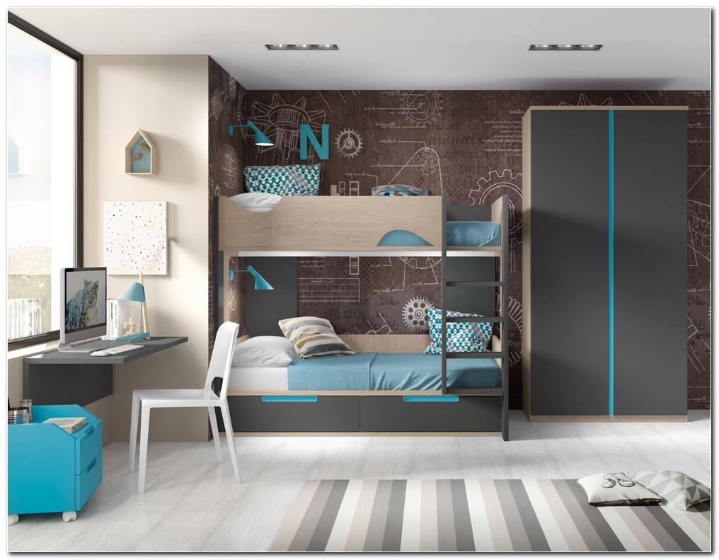 Mobilia Living Dormitorio Juvenil