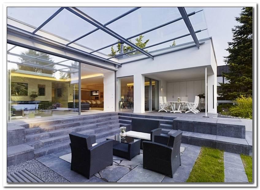 Moderne Terrassen?Berdachung