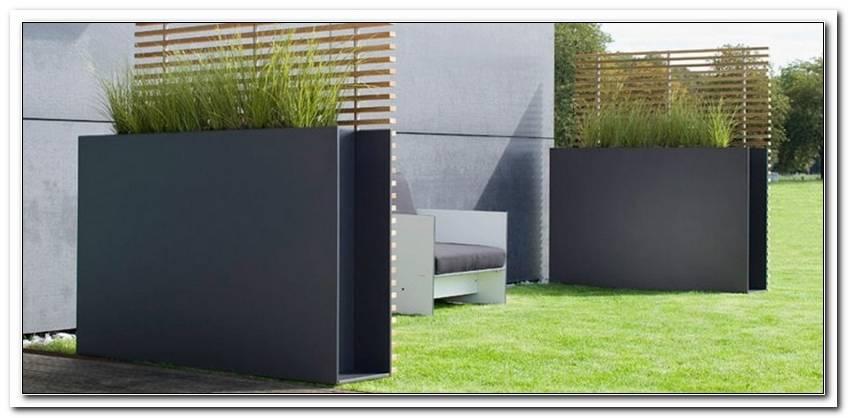 Moderner Sichtschutz F?R Terrasse