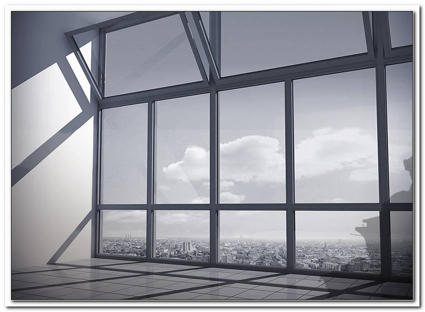 Montage Fenster Festelement