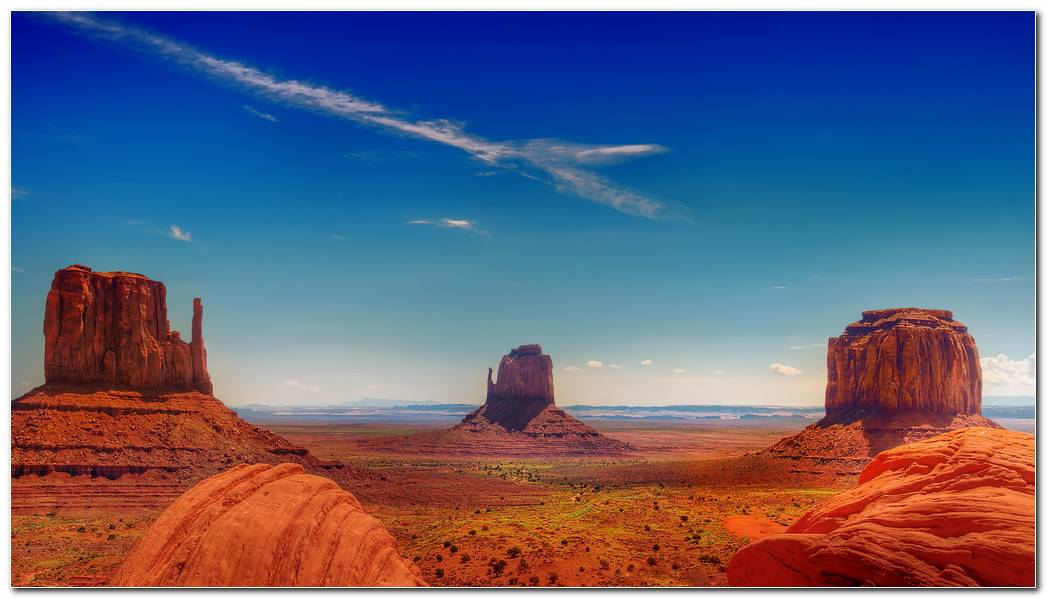 Monument Valley Background