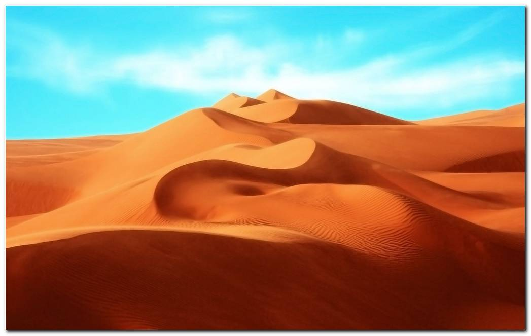 Most Popular Desert Nature Wallpaper Background Image