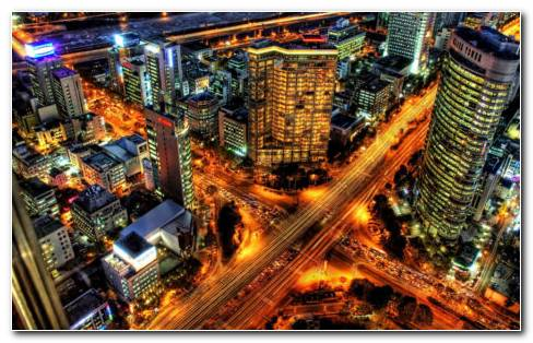Most attractive Seoul city HD wallpaper