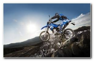 Motocross American HD1 Wallpaper