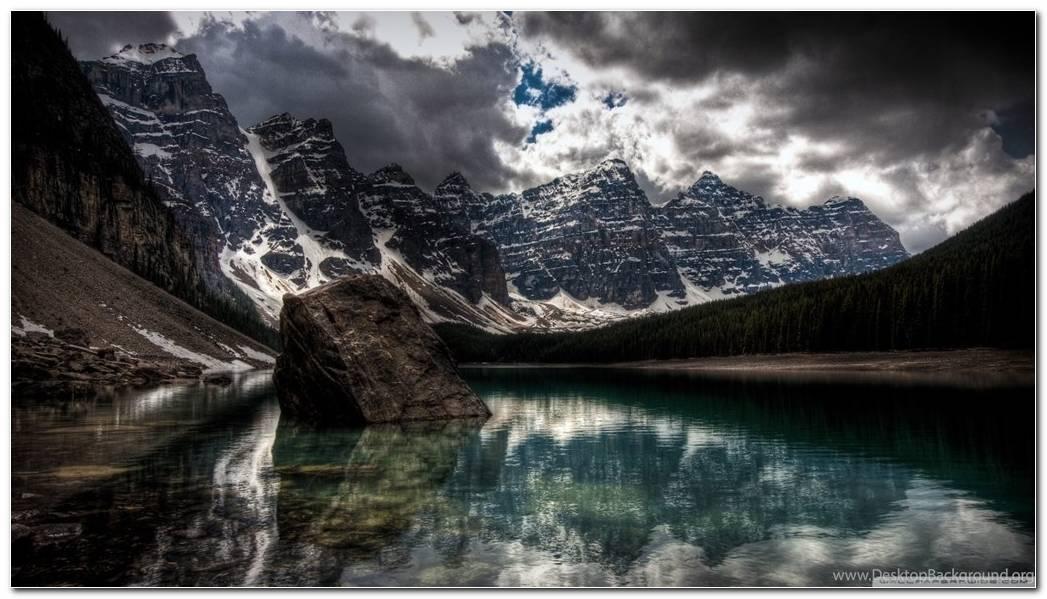 Mountain Scenes For Desktop Wallpaper