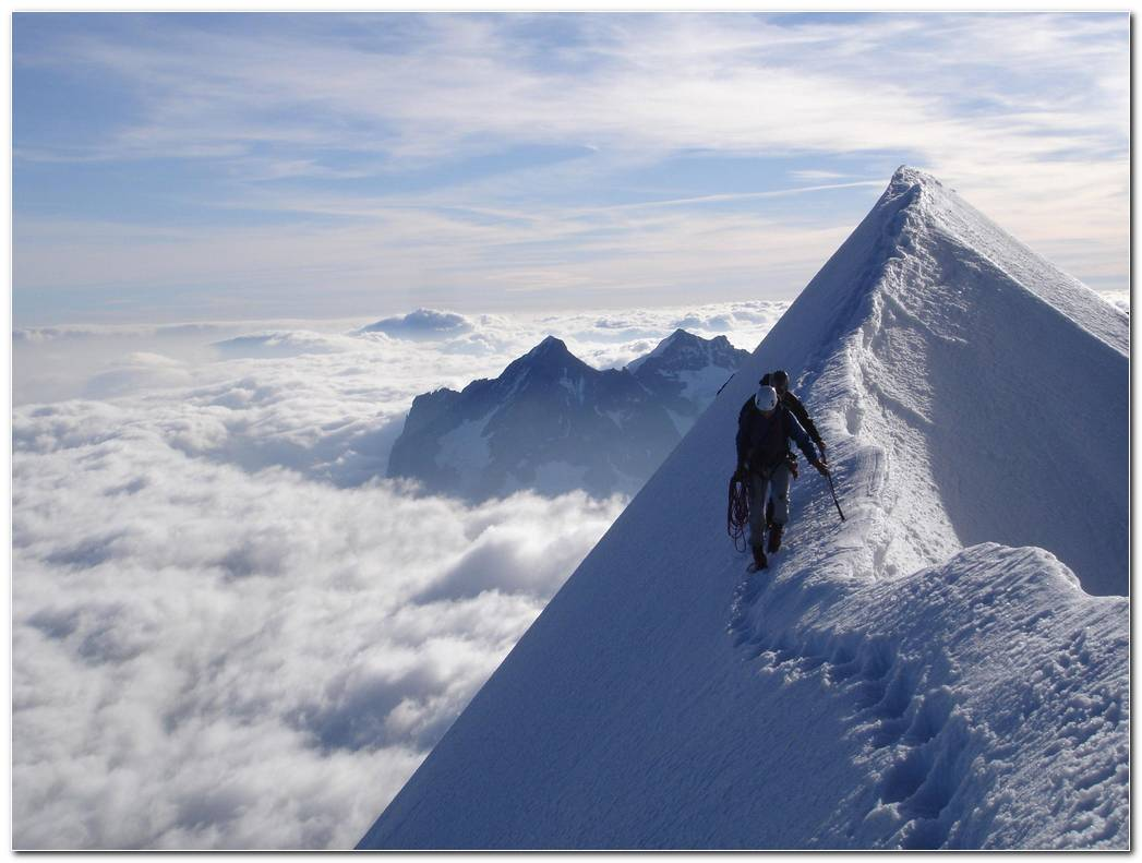 Mountaineering Backgrounds