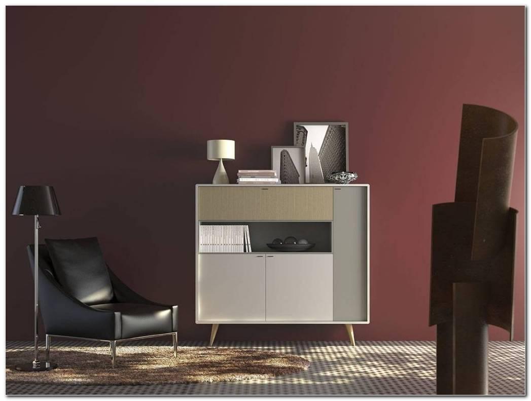 Mueble Auxiliar Salon Moderno