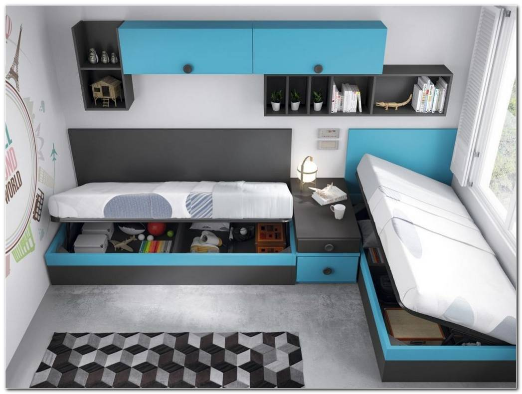 Muebles Auxiliares De Dormitorio Juvenil