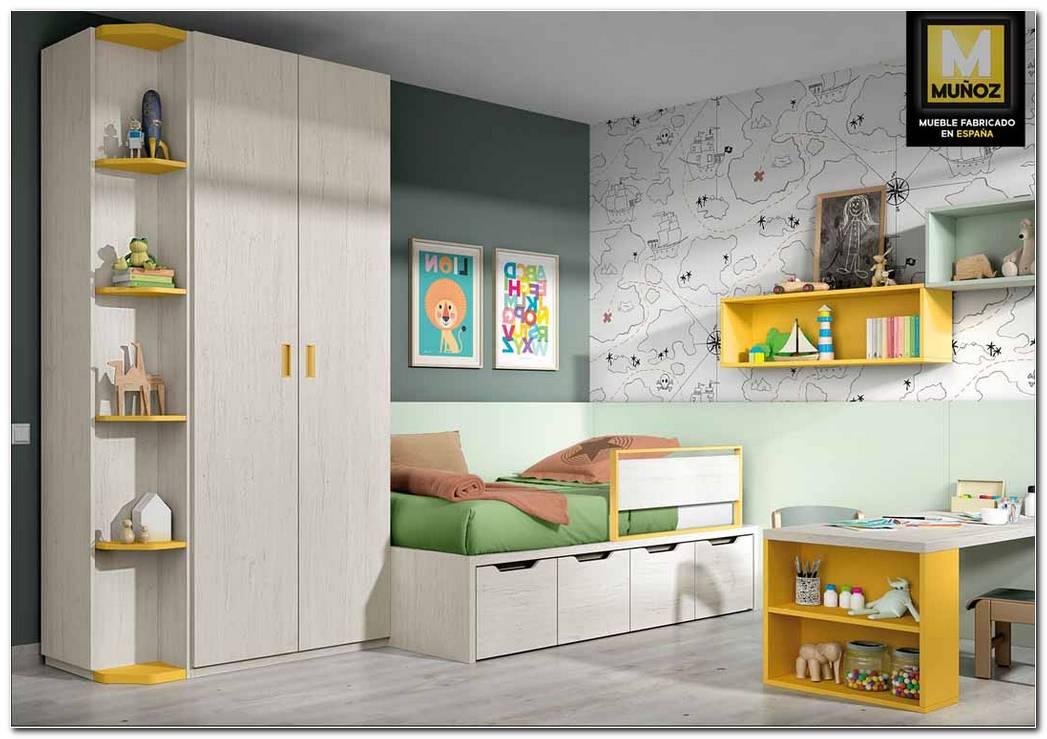 Muebles Auxiliares Dormitorio Juvenil