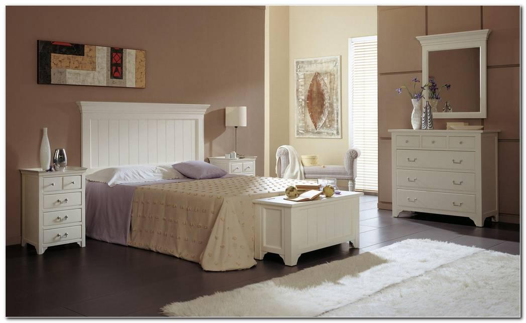 Muebles Blancos Dormitorio Matrimonio