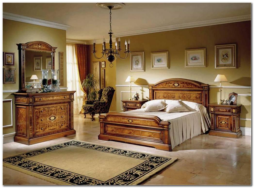 Muebles Clasicos Dormitorios Matrimonio